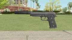 Silenced Pistol (Max Payne 3) for GTA San Andreas