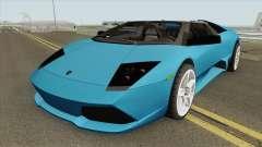 Lamborghini Murcielago LP640 Roadster for GTA San Andreas