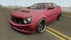 Albany Presidente GT GTA IV EFLC IVF for GTA San Andreas
