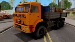 KamAZ-6522 6x6 for GTA San Andreas