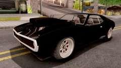 Schyster Deviant GTA V v2 IVF for GTA San Andreas