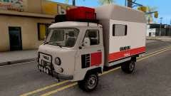 UAZ-452 House on Wheels for GTA San Andreas