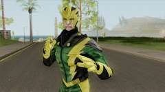 Electro From Marvel Ultimate Alliance 2 for GTA San Andreas