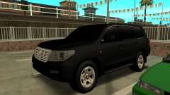 Toyota Land Cruiser 200 2009 Arab for GTA San Andreas