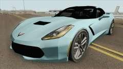 Chevrolet Corvette C7 Stingray (SA Style) for GTA San Andreas
