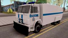 KamAZ 65116 Police for GTA San Andreas