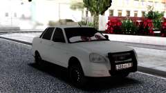 Lada Priora Eyed for GTA San Andreas
