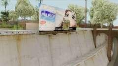 Kizuna AI Breakable Billboard for GTA San Andreas
