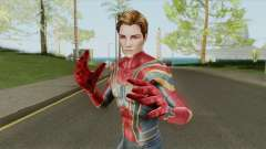 Iron Spider Unmasked From Spiderman Unlimited for GTA San Andreas