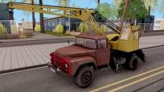 ZIL-130 K25 for GTA San Andreas