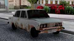 VAZ 2106 Rusty Sedan for GTA San Andreas