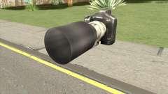 Camera HQ for GTA San Andreas