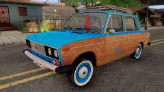 VAZ 2106 Resto Classic for GTA San Andreas
