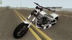 Liberty City Customs Avarus GTA V for GTA San Andreas