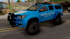 Chevrolet S10 Arctic Truck for GTA San Andreas
