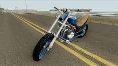 Prodigy (Kawasaki Z400 FX)