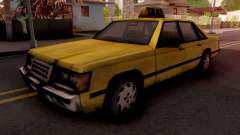 Taxi GTA VC for GTA San Andreas