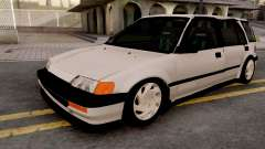Honda Civic Shuttle 1991