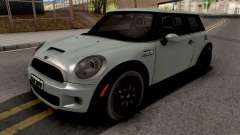 Mini Cooper John Cooper Works (Stock) for GTA San Andreas