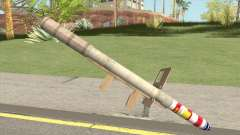 Firework Launcher GTA V for GTA San Andreas
