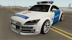 Audi TT Magyar Rendorseg for GTA San Andreas