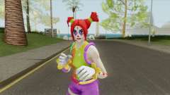 Peekaboo WIthout Mask From Fortnite for GTA San Andreas