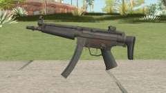 MP5 High Quality for GTA San Andreas