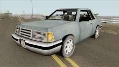 Manana GTA III for GTA San Andreas