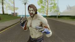 AJ Styles Zombie for GTA San Andreas