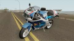 Suzuki GSXR-750 SRAD 1997 for GTA San Andreas