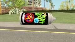 AlienOut Spraycan (From Spongebob) for GTA San Andreas