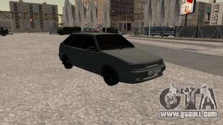 VAZ 2114 Bad Boy for GTA San Andreas