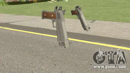 Desert Eagle (Fortnite) for GTA San Andreas
