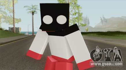 Reichtangle (Minecraft) Skin for GTA San Andreas
