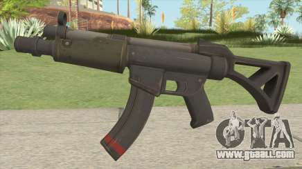 MP5 (Fortnite) for GTA San Andreas