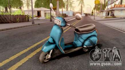 Faggio GTA VC for GTA San Andreas