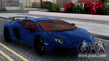 Lamborghini Aventador Radmir for GTA San Andreas