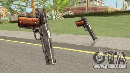 Colt 45 (Max Payne 3) for GTA San Andreas