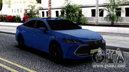 Toyota Avalon for GTA San Andreas