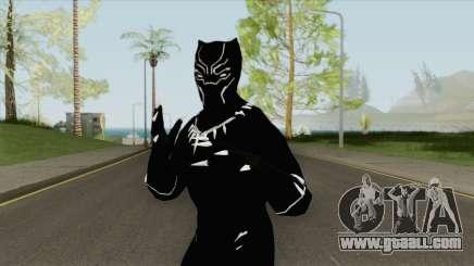 Kellogs Custom Black Panther for GTA San Andreas