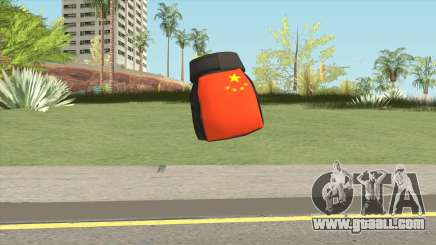 Combat Gloves for GTA San Andreas