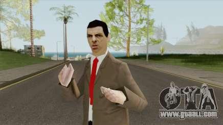 Mr Bean V2 for GTA San Andreas
