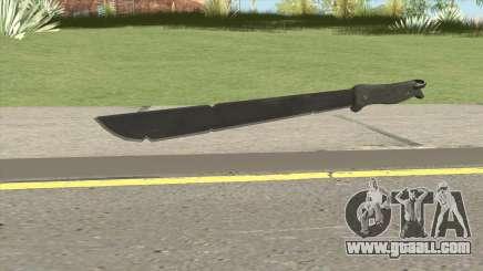 Machete (Fortnite) for GTA San Andreas