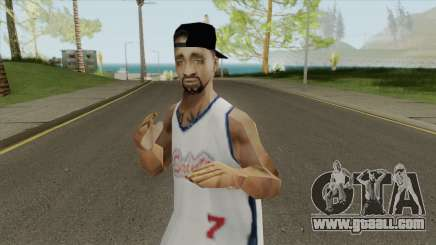Jaquan Taylor for GTA San Andreas