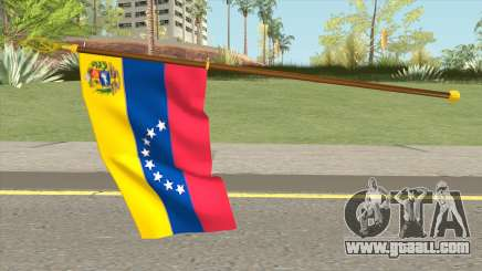 Flag Of Venezuela for GTA San Andreas