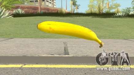 Banana for GTA San Andreas