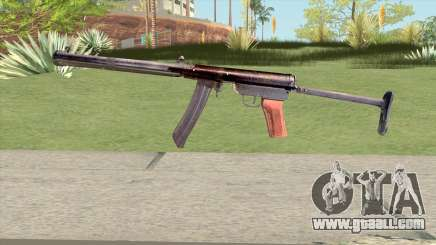 Type 85 Silenced Version for GTA San Andreas