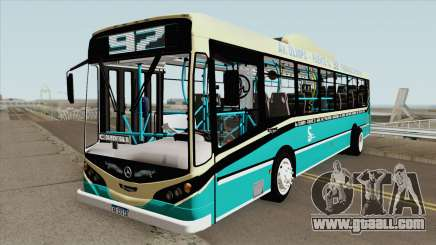 Mercedez-Benz Metalpar Iguazu O-500 Linea 92 for GTA San Andreas