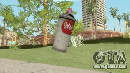 Spraycan (Fortnite) for GTA San Andreas