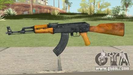 AK-47 (Max Payne 3) for GTA San Andreas